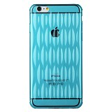 BASEUS Air Bag Case for Apple iPhone 6 Plus [AGAPIPH6P-03] - Blue - Casing Handphone / Case